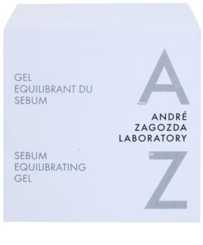 André Zagozda Face гель для обличчя, нормалізуючий роботу сальних залоз з омолоджуючим ефектом