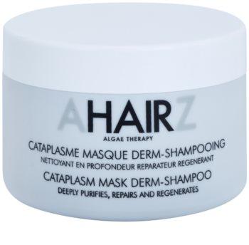 André Zagozda Hair Algae Therapy limpeza profunda e máscara reparadora na forma de champô