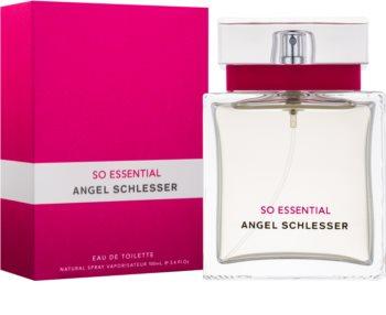 Angel Schlesser So Essential Eau de Toilette voor Vrouwen  100 ml