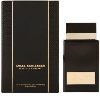 Angel Schlesser Absolute Oriental eau de toilette para mujer 100 ml