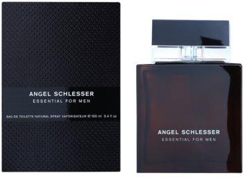 Angel Schlesser Essential for Men eau de toilette uraknak 100 ml