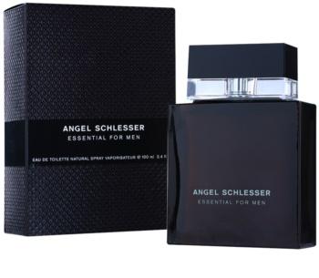 Angel Schlesser Essential for Men Eau de Toilette Herren 100 ml