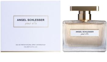 Angel Schlesser Pour Elle eau de parfum pour femme 100 ml