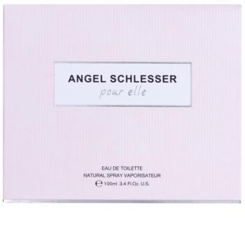 Angel Schlesser Pour Elle Eau de Toilette Für Damen 100 ml