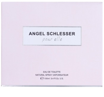 Angel Schlesser Pour Elle Eau de Toilette voor Vrouwen  100 ml
