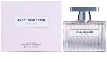 Angel Schlesser Pour Elle Eau de Toilette para mulheres 100 ml