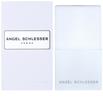Angel Schlesser Femme Eau de Toilette for Women 50 ml