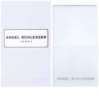 Angel Schlesser Femme Eau de Toilette für Damen 50 ml