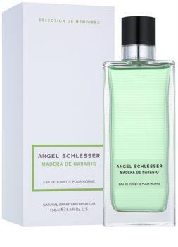 Angel Schlesser Madera de Naranjo toaletní voda pro muže 150 ml