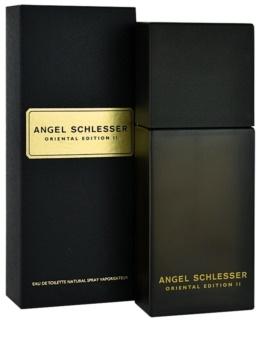 Angel Schlesser Oriental II Eau de Toilette Damen 100 ml