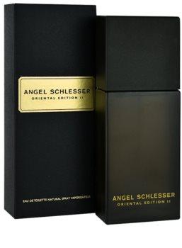 Angel Schlesser Oriental II eau de toilette pentru femei 100 ml