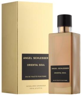 Angel Schlesser Oriental Soul eau de toilette pentru femei 100 ml