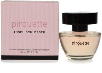 Angel Schlesser Pirouette Eau de Toilette für Damen 50 ml