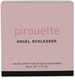 Angel Schlesser Pirouette Eau de Toilette Damen 50 ml