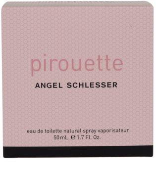 Angel Schlesser Pirouette Eau de Toilette for Women 50 ml