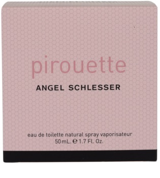 Angel Schlesser Pirouette Eau de Toilette for Women 50 ml