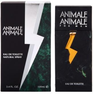 Animale Animale for Men Eau de Toilette Herren 100 ml