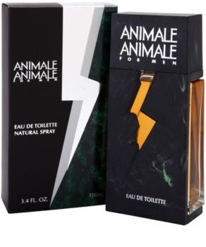 Animale for Men Eau de Toilette für Herren 100 ml