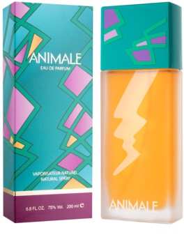 Animale Animale Eau de Parfum Damen 200 ml