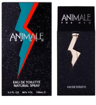Animale For Men toaletní voda pro muže 100 ml