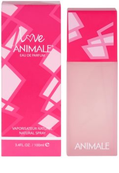 Animale Animale Love Eau de Parfum Damen 100 ml