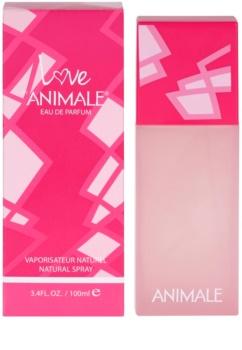 Animale Animale Love eau de parfum para mulheres 100 ml
