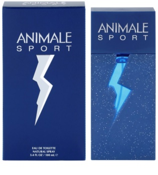 Animale Sport Eau de Toilette für Herren 100 ml
