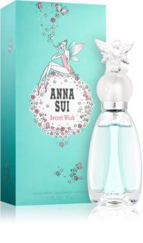 Anna Sui Secret Wish Eau de Toilette voor Vrouwen  50 ml