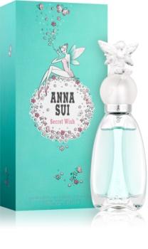 Anna Sui Secret Wish Eau de Toilette for Women 30 ml