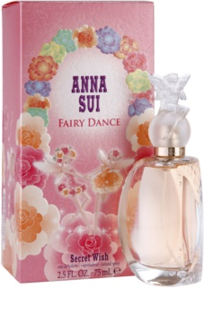 Anna Sui Fairy Dance Secret Wish eau de toilette pour femme 75 ml