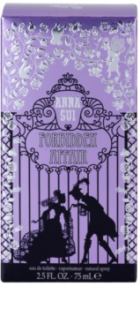 Anna Sui Forbidden Affair Eau de Toilette für Damen 75 ml