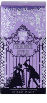 Anna Sui Forbidden Affair Eau de Toilette voor Vrouwen  75 ml
