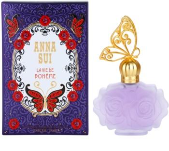 Anna Sui La Vie De Boheme Eau de Toilette für Damen 75 ml