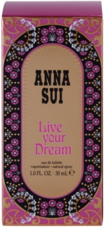 Anna Sui Live Your Dream toaletní voda pro ženy 30 ml