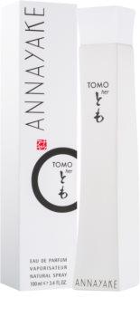 Annayake Tomo Her Eau de Parfum voor Vrouwen  100 ml