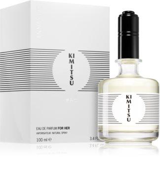 Annayake Kimitsu For Her Eau de Parfum voor Vrouwen  100 ml