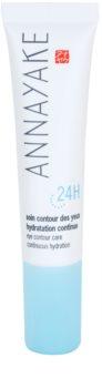 Annayake 24H Hydration crema hidratante para contorno de ojos