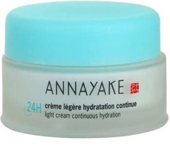 Annayake 24H Hydration leichte Creme mit feuchtigkeitsspendender Wirkung
