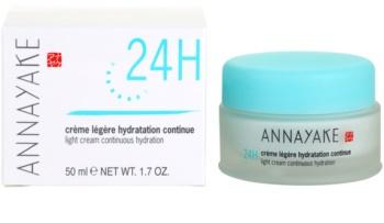 Annayake 24H Hydration crema ligera con efecto humectante