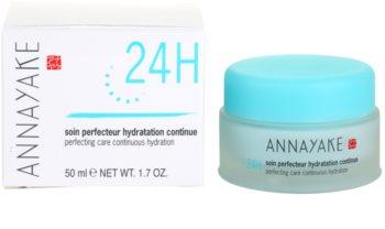 Annayake 24H Hydration bőrkrém hidratáló hatással