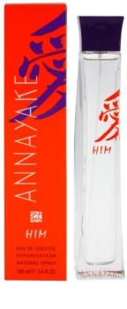 Annayake Love for Him eau de toilette per uomo 100 ml
