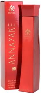 Annayake Matsuri eau de toilette pour femme 100 ml