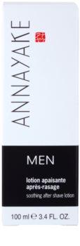 Annayake Men's Line lait apaisant après-rasage