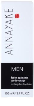 Annayake Men's Line pomirjevalno mleko za po britju