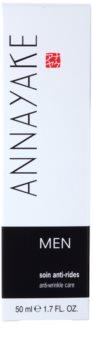 Annayake Men's Line crema anti-rid