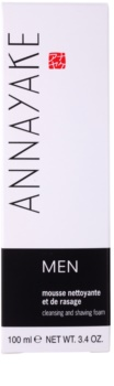 Annayake Men's Line pjena za brijanje i čišćenje kože