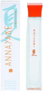 Annayake Natsumi eau de toilette pour femme 100 ml