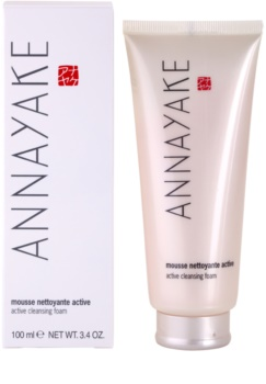 Annayake Purity Moment mousse active nettoyante