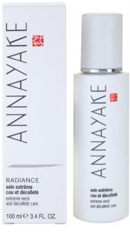 Annayake Extreme Line Radiance posvjetljujuća njega za vrat i dekolte