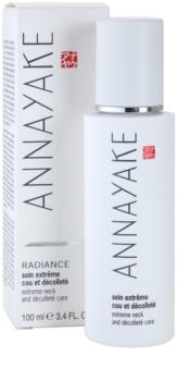 Annayake Extreme Line Radiance rozjasňujúca starostlivosť na krk a dekolt